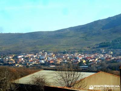 La Cachiporrilla - Altos del Hontanar; Senderismo Canencia diciembre; viaje Madrid;parques naturales
